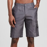 Burnside Men's Microfiber Hybrid Cargo Shorts
