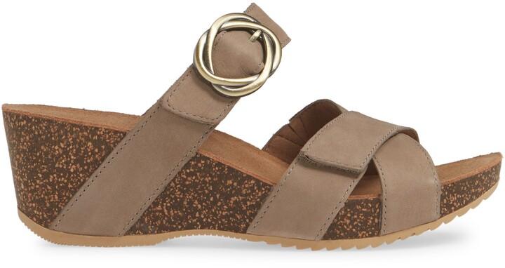 Thumbnail for your product : Dansko Susie Platform Sandal