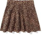 Old Navy Ponte-Knit Skater Skirt for Girls