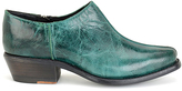 Sonora Green Quinn Leather Bootie