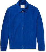 Noon Goons Club Cotton-corduroy Jacket - Bright blue