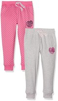 Mothercare Baby Girls' Pink-2 Pack Leggings