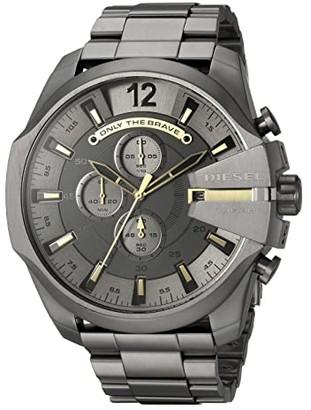 Diesel Mega Chief - DZ4466 (Gunmetal) Watches