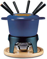 Swissmar 11-Piece Cast Iron Fondue Set