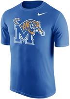 Nike Men's Royal Memphis Tigers Big Logo T-Shirt