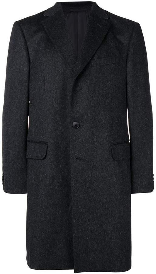 Ermenegildo Zegna single breasted coat