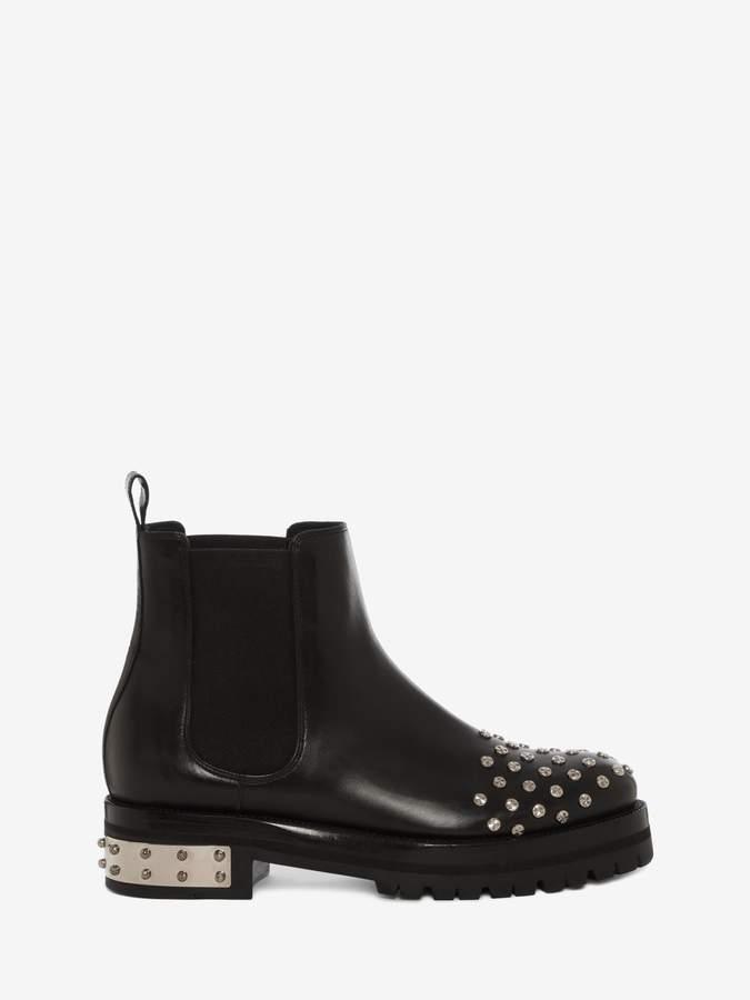 Alexander McQueen Mod Boot