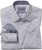 Johnston & Murphy Tailored Fit Micro Check Shirt
