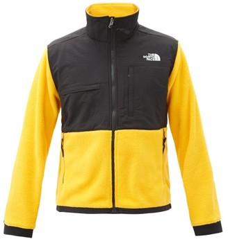 The North Face Denali 2 Logo-embroidered Technical-fleece Jacket - Yellow