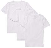 Emporio Armani Cotton Crewneck T-Shirt (3 PK)