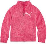 Puma Kids Apparel Girls Lightweight Track Jacket Juniors