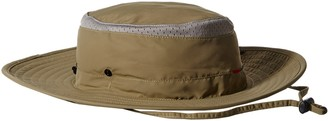 San Diego Hat Company San Diego Hat Co. Men's 3 Inch Outdoor Sun Hat with Mesh Ventalation Panel and Removeable Chin Toggle