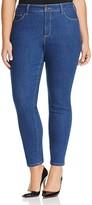 NYDJ Plus Alina Legging Jeans in Summit
