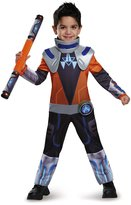 Disguise boys Toddler Classic Miles Chromes Costume Small (2T)