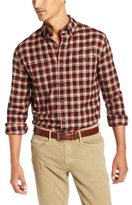 Carhartt Men's Big & Tall Trumbull Plaid Shirt Midweight Flannel Relaxed Fit