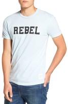 Original Retro Brand Men's Rebel Graphic T-Shirt
