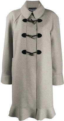 Moschino Pre Owned 2000s Duffle Coat