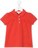 Burberry short sleeve polo shirt - kids - Cotton - 7 yrs