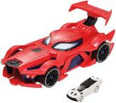 Hot Wheels Spiderman Web-Car Launcher Vehicle