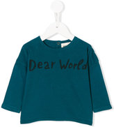 Bobo Choses Dear World sweatshirt