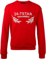 DSQUARED2 '24-7 Star' sweatshirt