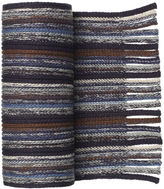 Johnston & Murphy Marled Stripe Scarf
