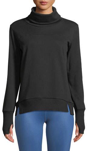 Alo Yoga Haze Long-Sleeve Sweatshirt