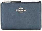 Coach mini zipped wallet