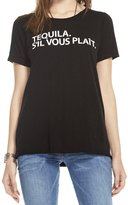 Chaser Womens Tequila Please Tee