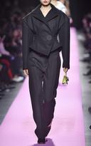 Jacquemus Tailored Flared Hem Jacket