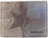 Diesel star cardholder - men - Polyurethane - One Size
