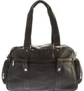 Piel Women's Leather Adventurer Carry-On Satchel 3017