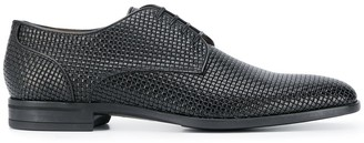 HUGO BOSS Woven Derby Shoes