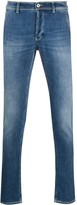 Dondup skinny fit five pocket jeans
