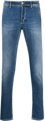 Dondup Skinny Fit Five Pocket Jeans