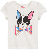 Epic Threads Mix and Match Dog Graphic-Print T-Shirt, Toddler & Little Girls (2T-6X), Only at Macy's