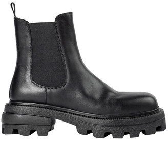 Tony Bianco Vista Black Como Ankle Boots