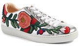Gucci Women's 'New Ace' Low Top Sneaker