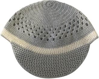 Umbro X Kim Jones Blue Cotton Hats & pull on hats