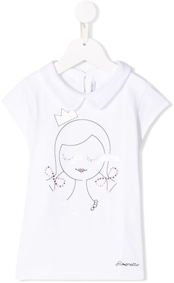 Simonetta princess T-shirt