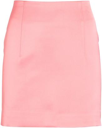 GAUGE81 Mani Satin Mini Skirt
