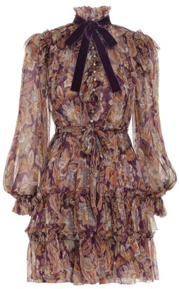 Zimmermann Ladybeetle Ruffled Lurex Mini