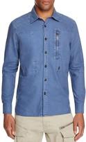 G Star Powel Slim Fit Button Down Shirt