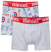 Diesel Boxer Brief - Pack of 2 (Little Boys & Big Boys)