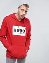 Hero's Heroine Heros Heroine Logo Hoodie