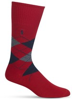 Polo Ralph Lauren Argyle Dress Socks