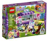 Lego R Friends Emma's Art Stand Play Set - 41332