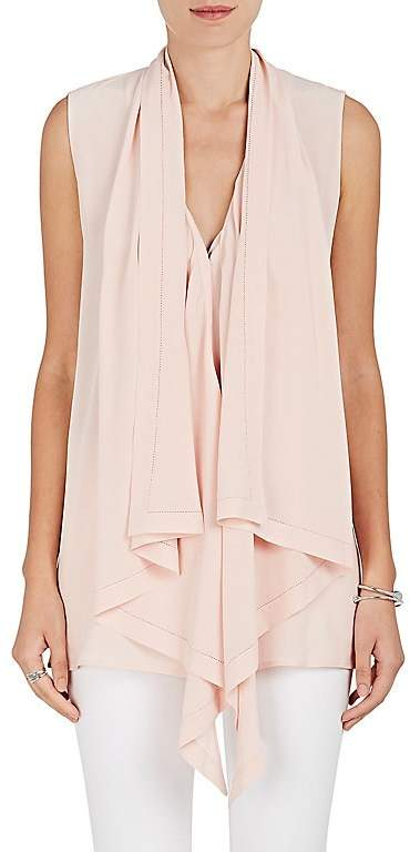 Derek Lam Women's Silk Sleeveless Blouse