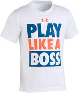 Under Armour Boss-Print T-Shirt, Toddler Boys & Little Boys