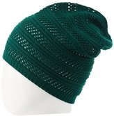 Charlotte Russe Open Knit Beanie